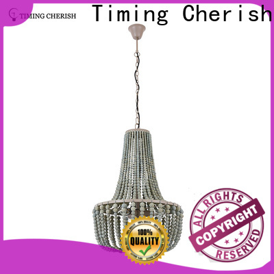 Timing Cherish block chandelier lamp for sale for hotel