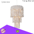 Timing Cherish weaving chandelier lamp supply for shop