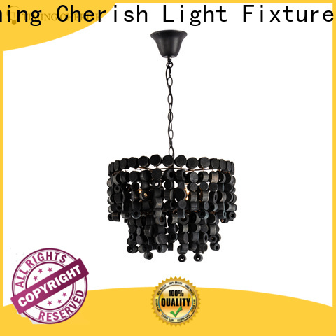 Timing Cherish hanging chandelier light company for hotel