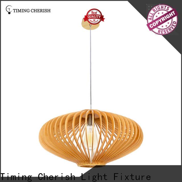 Timing Cherish handmade pendant light fixtures suppliers for shop