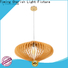 Timing Cherish timber timber pendant light suppliers for home
