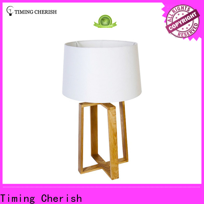 Timing Cherish handmade adjustable table lamp manufacturers for bar