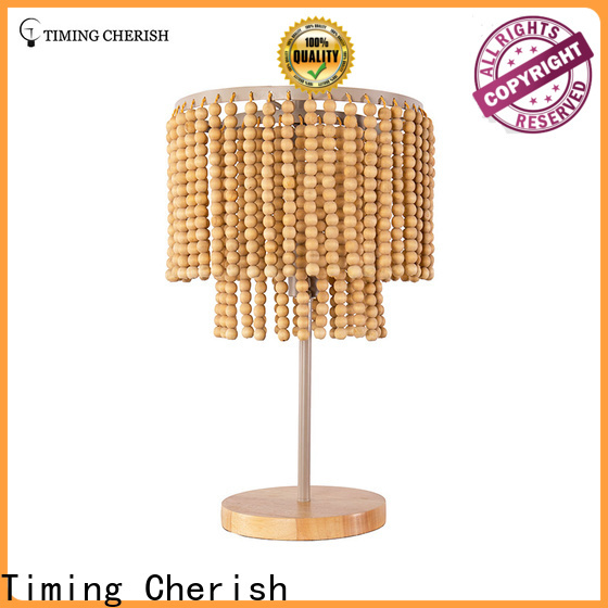 Timing Cherish classic end table lamps manufacturers for home