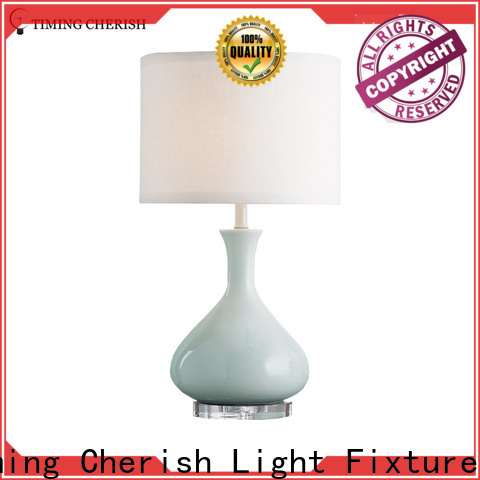 Timing Cherish antique table light supply for hotel