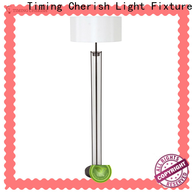 Timing Cherish whiteblack wicker floor lamp manufacturers for hotel