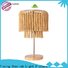 natural touch table lamp linen for business for living room