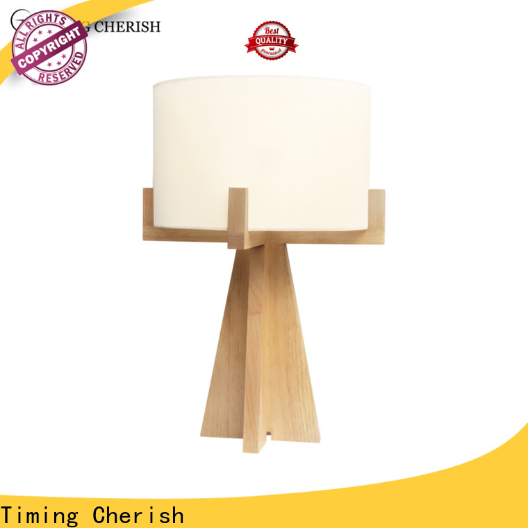 Timing Cherish black touch table lamp for sale for hotel