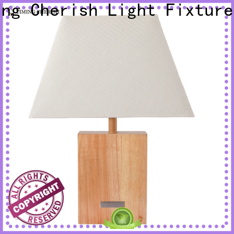 natural touch table lamp woven manufacturers for living room