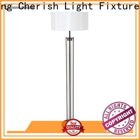 classic wicker floor lamp alps factory for living room