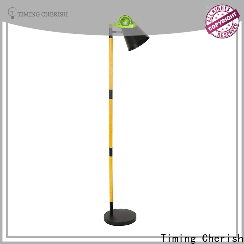 Timing Cherish adjustable floor standing lights manufacturers for bar