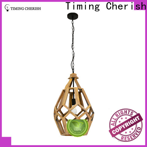 crafted pendulum lights timber for sale for living room
