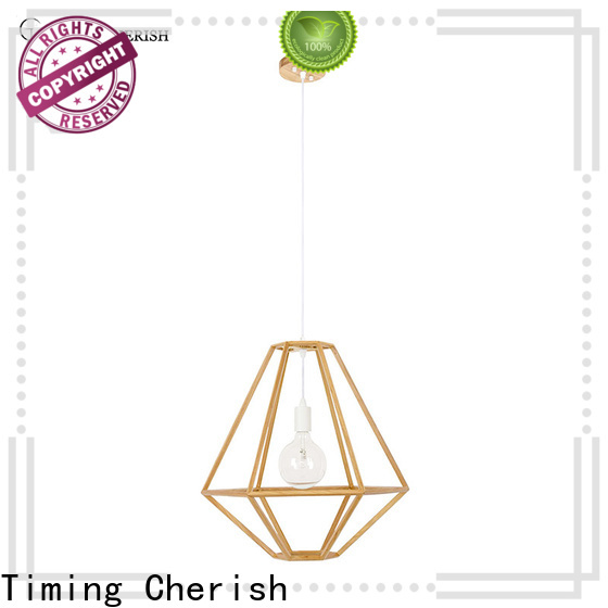 bead timber pendant light tall supply for home