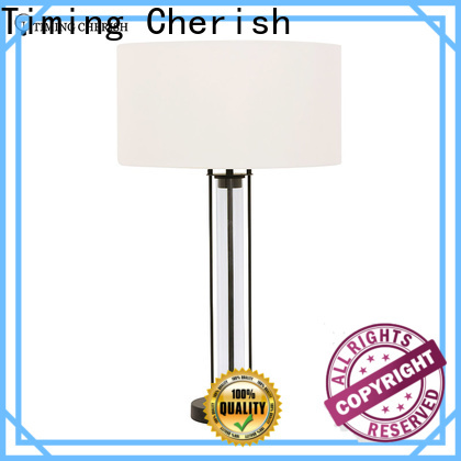 Timing Cherish handmade bedside table lights for business for hotel