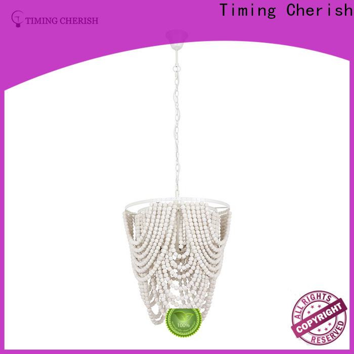 handmade chandelier lamp wood for sale for home