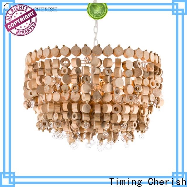 Timing Cherish chandelier fringe chandelier suppliers for home