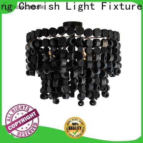 handmade Ceiling Lights black suppliers for hall