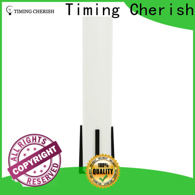 Timing Cherish adjustable wicker floor lamp for business for living room