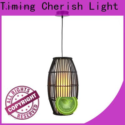 Timing Cherish ceiling pendant light fixtures supply for bar
