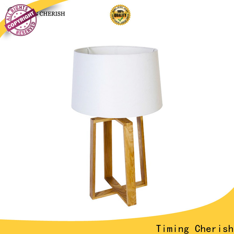 Timing Cherish metal touch table lamp manufacturers for hotel