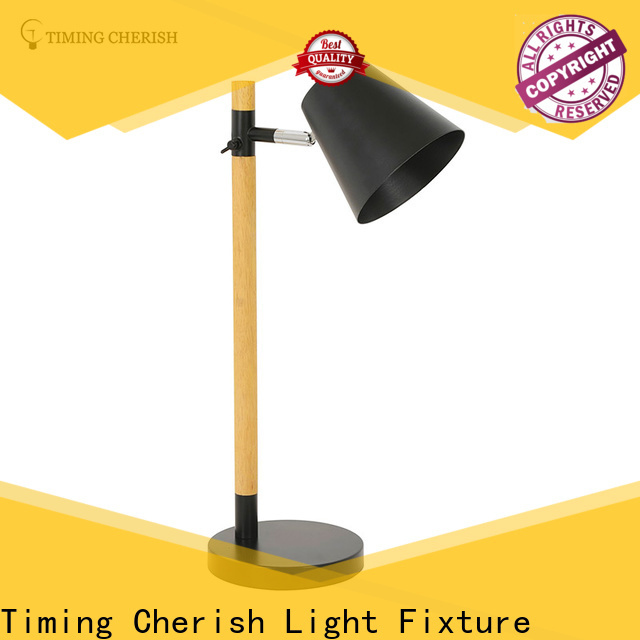 Timing Cherish natural table light manufacturers for living room