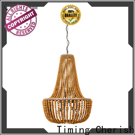 Timing Cherish draped hanging chandelier suppliers for living room