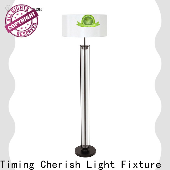 Timing Cherish stylish floor standing lamps for sale for hotel