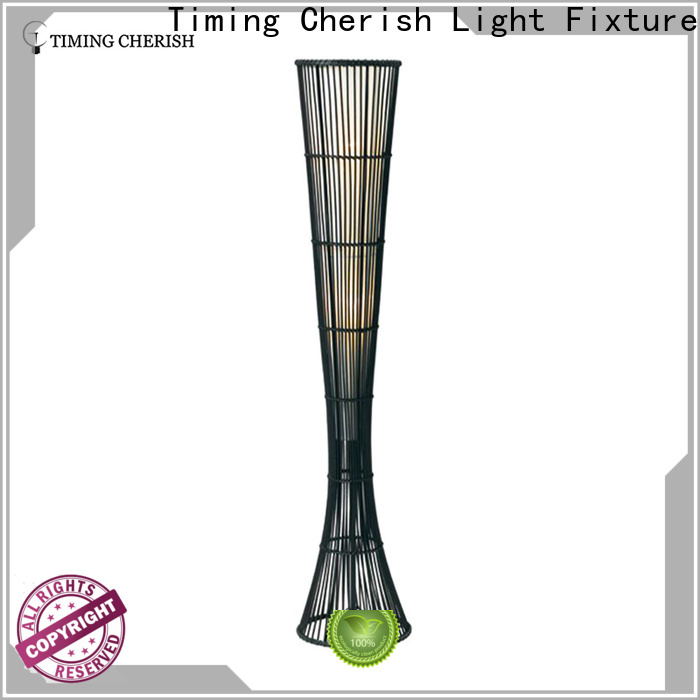 adjustable wooden floor lamp timber for sale for home