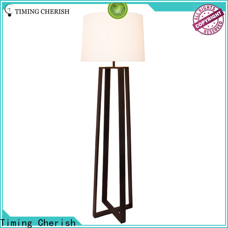 Timing Cherish bowling corner floor lamp supply for home