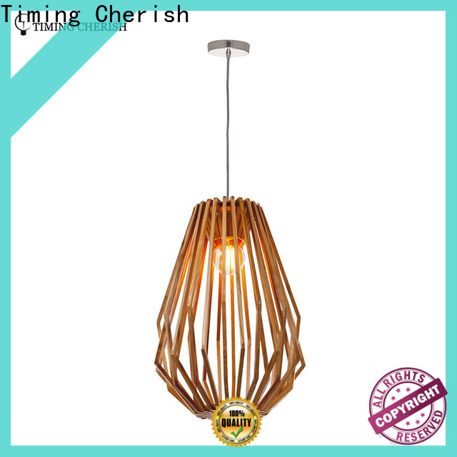 Timing Cherish rattan hanging pendant lights suppliers for hotel