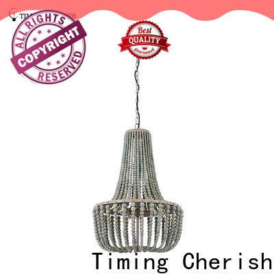 Timing Cherish large hanging chandelier suppliers for home