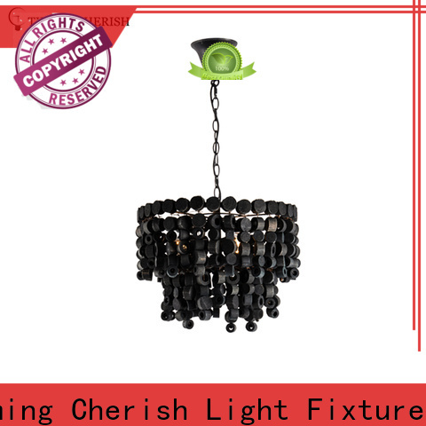 Timing Cherish greywhite chandelier lamp for business for shop