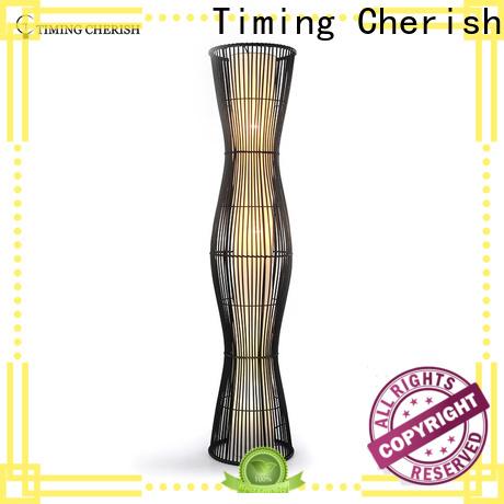 Timing Cherish black metal floor lamp manufacturers for living room