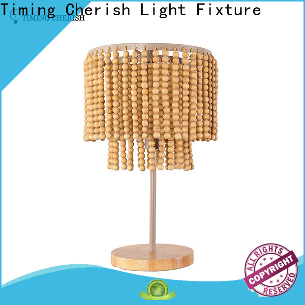 Timing Cherish chic adjustable table lamp factory for hotel