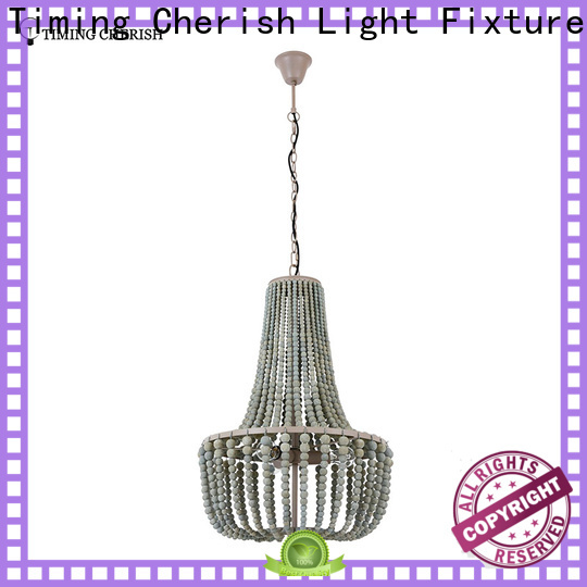 Timing Cherish modern pendant chandelier suppliers for hotel