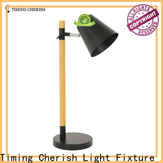 Timing Cherish adjustable adjustable table lamp company for home