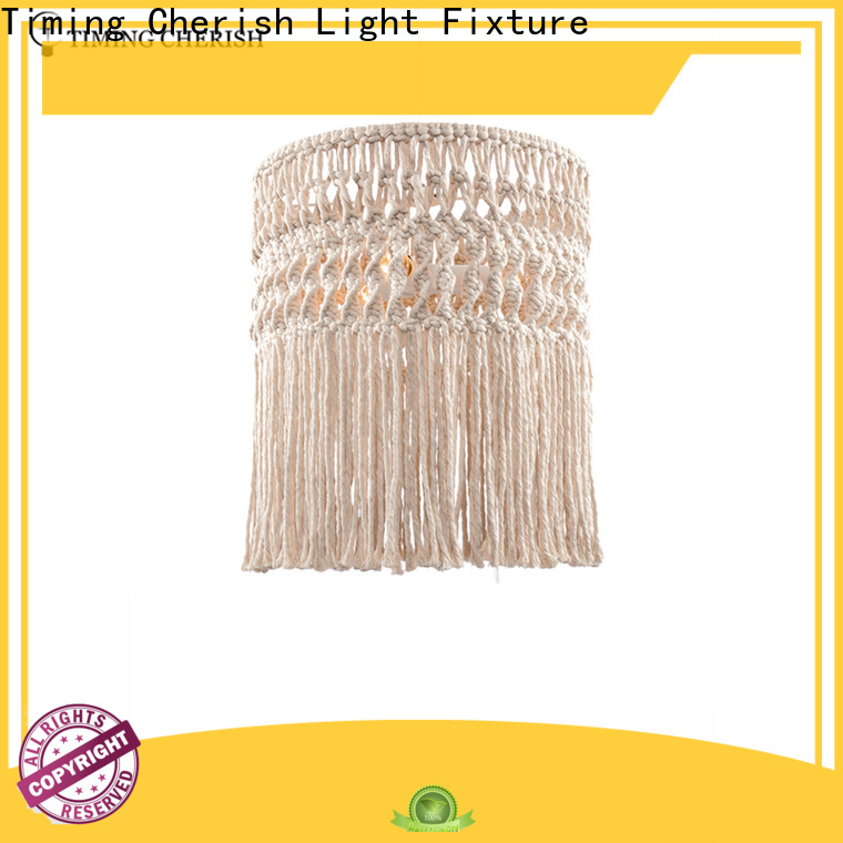 Timing Cherish fringed pendulum lights for sale for home