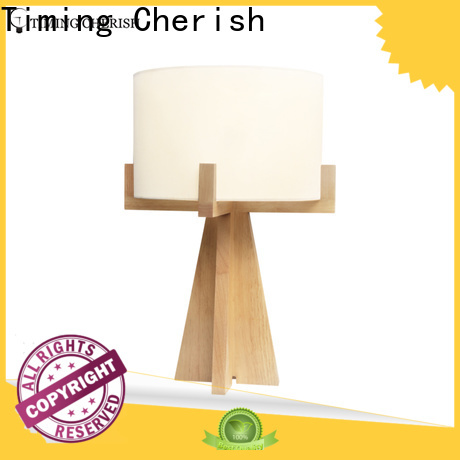 antique side table lamps fabric for business for home