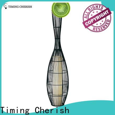 Timing Cherish tan metal floor lamp manufacturers for bar