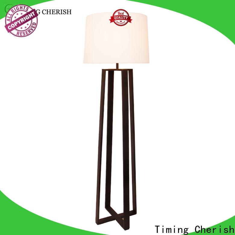 Timing Cherish metal metal floor lamp company for bar