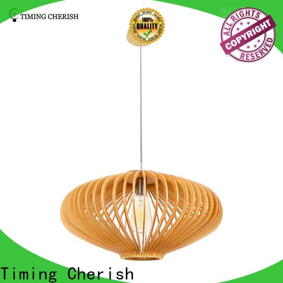Timing Cherish fringed lantern pendant light suppliers for home