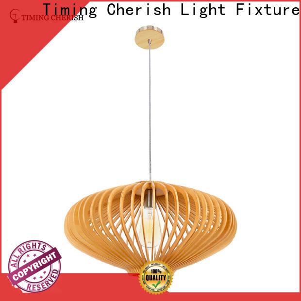 Timing Cherish rattan hanging pendant lights company for living room