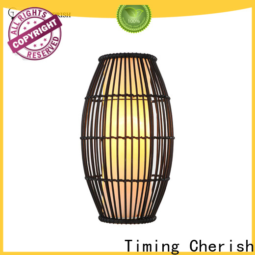 Timing Cherish natural chandelier table lamp supply for kitchen
