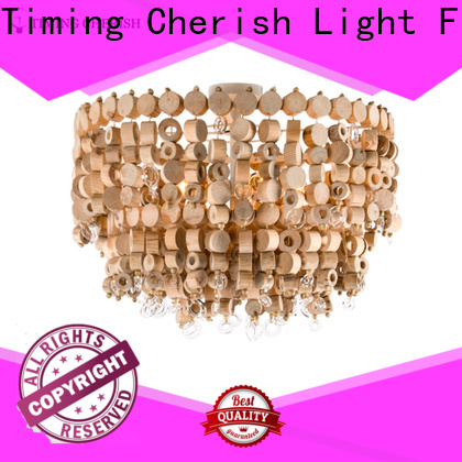 natural pendant ceiling lights chips for business for bedroom