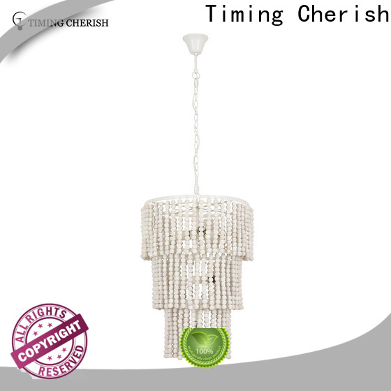 Timing Cherish gourd fringe chandelier suppliers for home