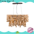 Timing Cherish greywhite hanging chandelier company for home
