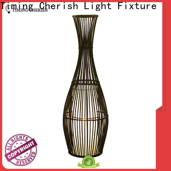 Timing Cherish modern adjustable floor lamp supply for bar