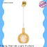Timing Cherish crafted wood pendant light for business for shop