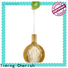 Timing Cherish handcrafted wood pendant light suppliers for home