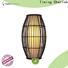 natural touch table lamp woven for business for kitchen