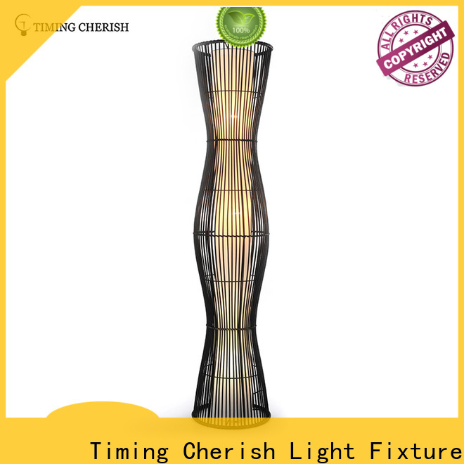 Timing Cherish modern floor standing lamps suppliers for bar